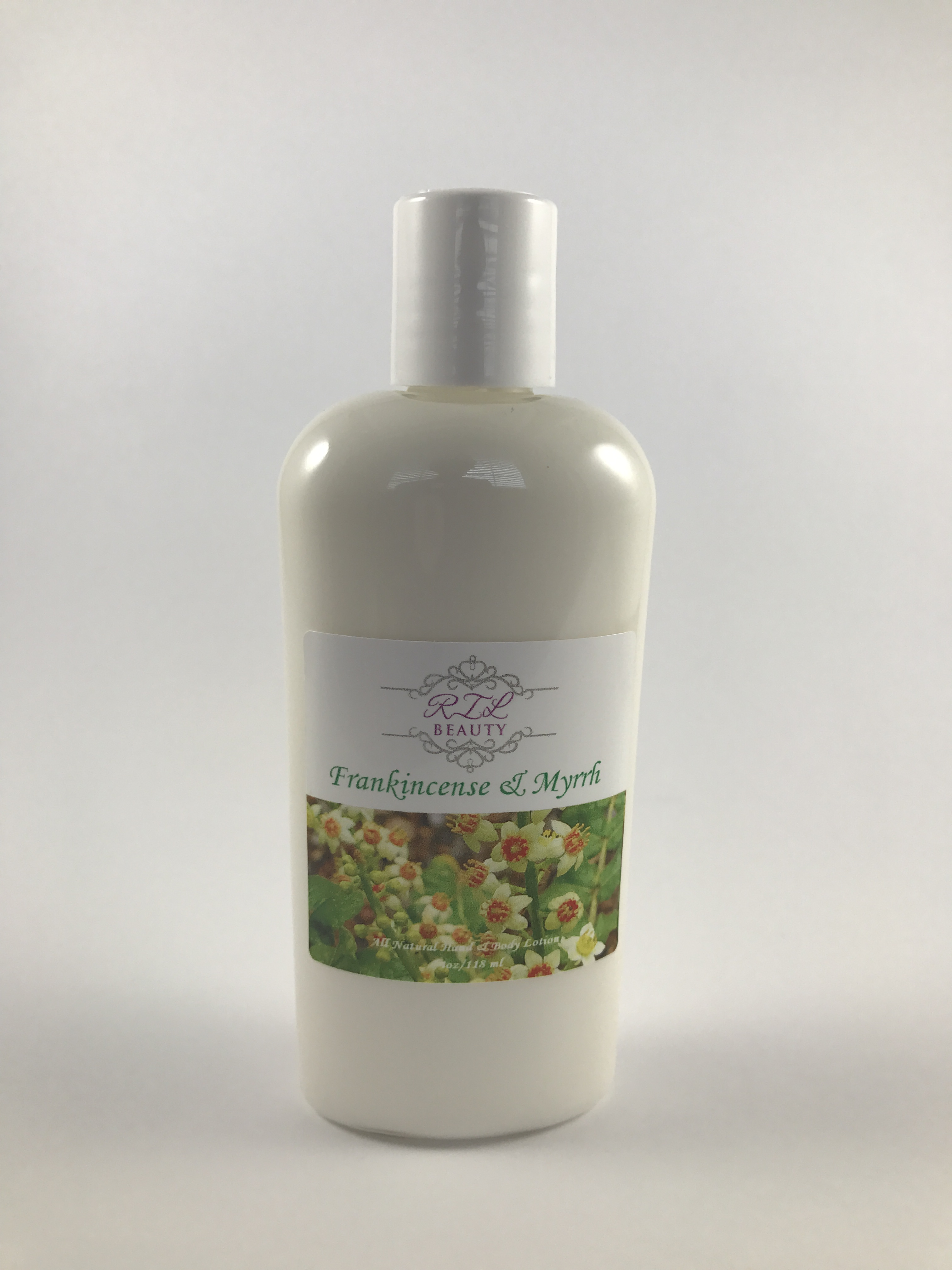 Frankincense and Myrrh 2 oz. Lotion  (Travel Size)